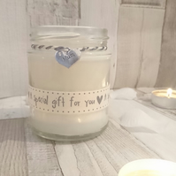 Mum a special gift for you scented candle.....Mother's Day
