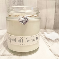 Sister (a special gift for you) Scented Candle
