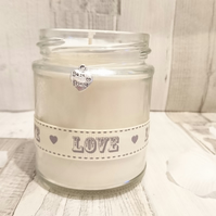 Best Friend (love) Scented Candle
