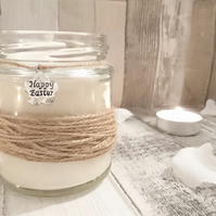 Rustic Easter Scented Candle