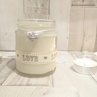 Baby Shower (love) Scented Candle