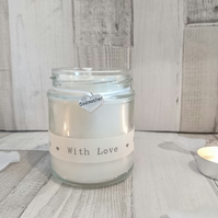 Godmother (with love) Scented Candle Gift