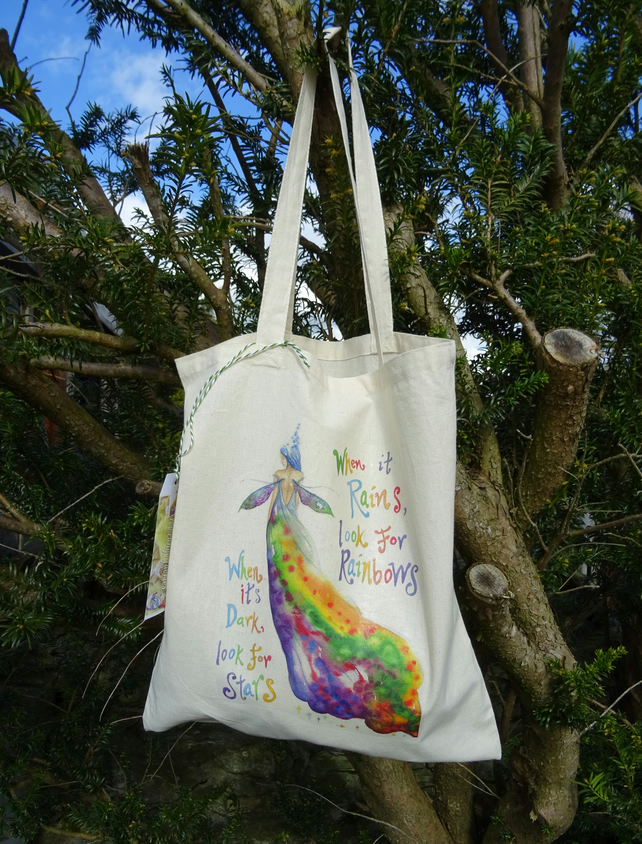 Rainbow Maker Tote Bag