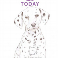 Dot the Dalmatian - 3 Today Card