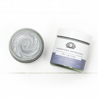 The Spring: Blue Clay & Indigo Leaf Soothing Mask for Sensitive Skin