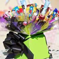Retro Sweet and Candy Bouquet