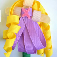 Disney princess sculpture bows