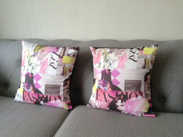 CUSHION COVERS Pack of 2