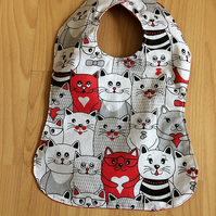 Toddlers bibs Large waterproof