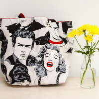 Movie Stars tote Bag