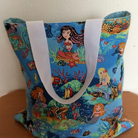 Children's mermaid bags