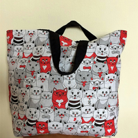 Tote Bags cats
