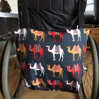 Wheel Chair shopping bag Camels