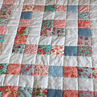Patchwork Quilt Say it with flowers