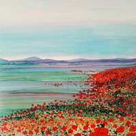 'Among The Poppies'