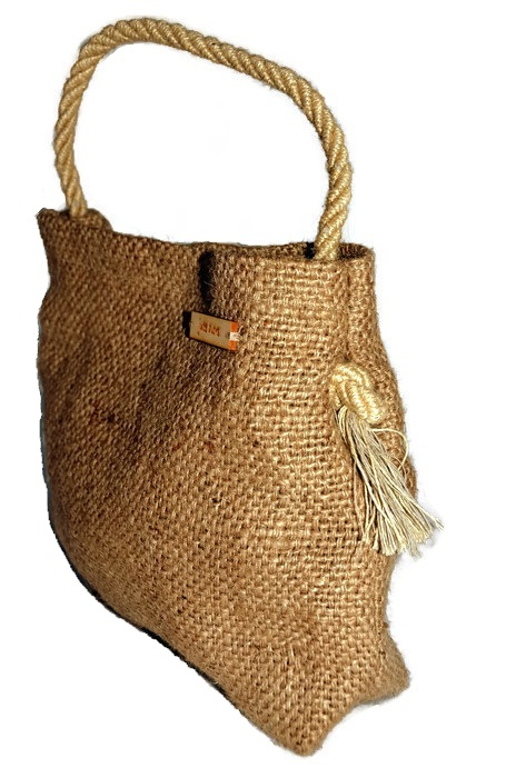 Hessian Handbag