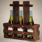 Rustic Wine Carrier