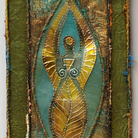 GHM506 - Earth Goddess - 15x27cm
