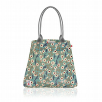 Swifts design Oilcloth Tote Bag
