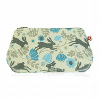 Wild Hare Cream design Oilcloth Purse