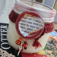 Harry Potter Inspired Character Candle Jar - Ron Weasley.