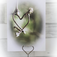 Love Naturally (Hazel 2) (valentines, wedding, engagement greetings card)