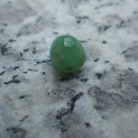 Number 5 Emerald Cabochon