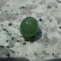 Number 11 Emerald Cabochon