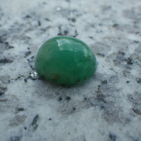 Number 12 Emerald Cabochon