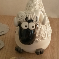 Sheep moneybox