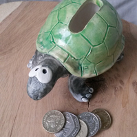 Tortoise Money box