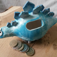 Stegosaurus Money box