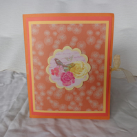 butterfly set of handmade cards