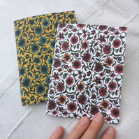 Recycled notebooks - pack of 2
