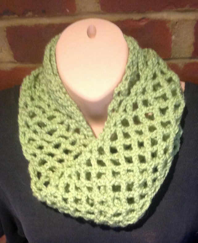 Scarf-snood
