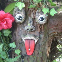 Tree Face,  garden decoration, ornaments,  statues tree faces, outdoor decor