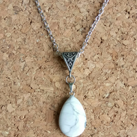 Beautiful Shell Stone Pendant