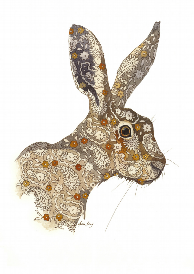 Paisley Hare IV