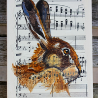 Musical Hares 3