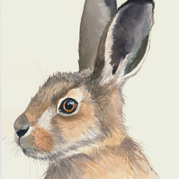 Leveret 2 Limited Edition Print A5
