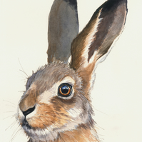 Leveret 1 Limited Edition Print A5