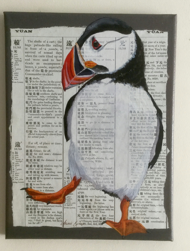 Chinese Dictionary Puffin