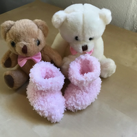 Super Soft New Born Baby Shoes