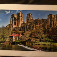 Greeting Card - Durham Cathedral