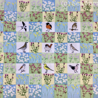 MINI Summer Meadow patchwork kit