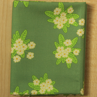 Primrose spring flower fabric fat quarter