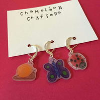 Little Critters Stitch Markers