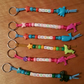 Personalised key rings for kids