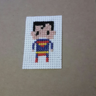Superman Card Mini card A7 - Blank inside
