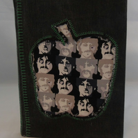 """A5 """"All You Need Is Love"""" Removable Notebook Cover"""
